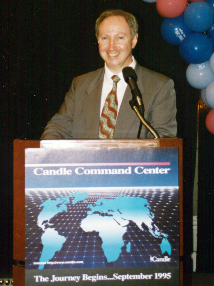 Candle Command Center Presentation By Aubrey Chernick -1995